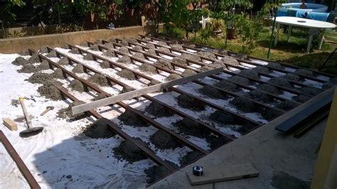 lame de composite construction terrasse en lames de composite