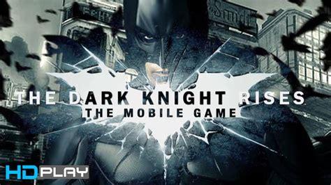 dark knight rises  mod apk data menjadi