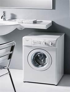 Lavatrici piccole: salvaspazio in larghezza, profondità o altezza Cose di Casa