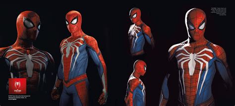 Marvel's Spiderman  The Art Of The Game  Artbook (anglais