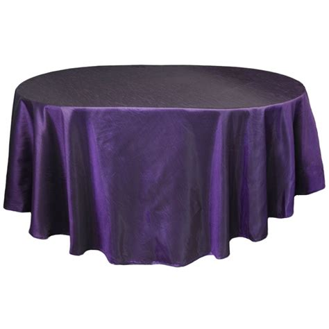 mardi gras table cloth faux dupioni 96 quot round tablecloth purple rf2284a5