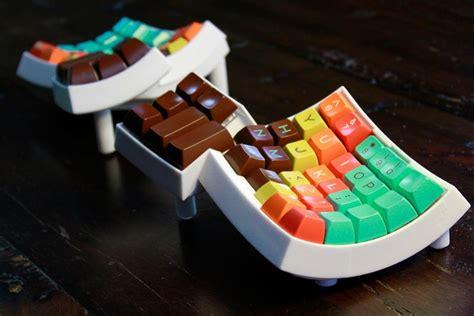 curved  printed keyboards erconomic keyboard