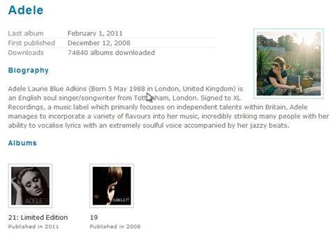 artist bio free albums from coda fm with bittorrent