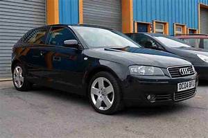 Audi A3 1 6 Petrol Manual  Special Edition  2004 Spares Or Repairs