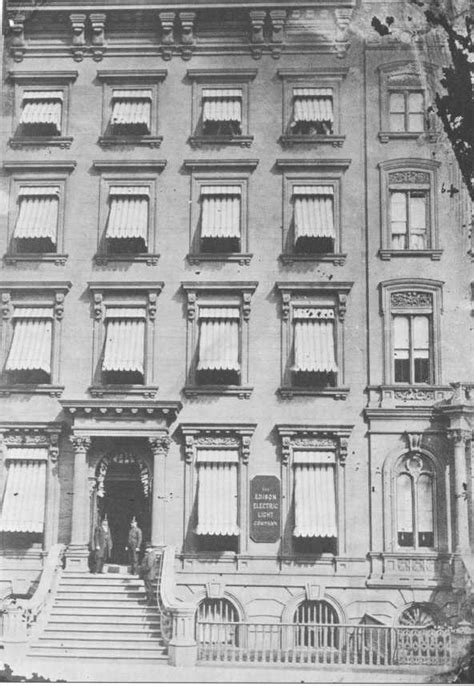 Edison Electric Light Company by Edison Electric Light Company 1886