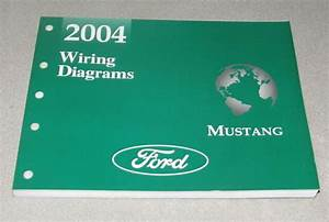 2004 Ford Mustang Cobra Gt Mach Service Wiring Diagram