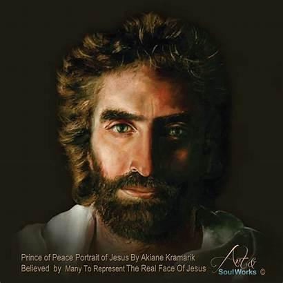 Heaven Jesus Painting Akiane Face Prince Peace