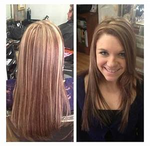 Haircuts, Highlights and Full head highlights on Pinterest