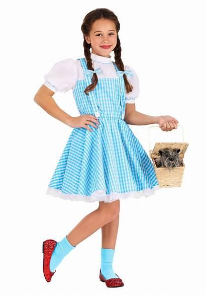 Wizard Dorothy Oz Costume Classic Kid Halloweencostumes