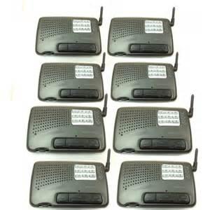 Home Office Wireless Intercom System