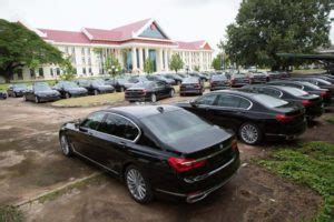 Lao Leaders' Luxury Cars To Be Auctioned Next Month Pm