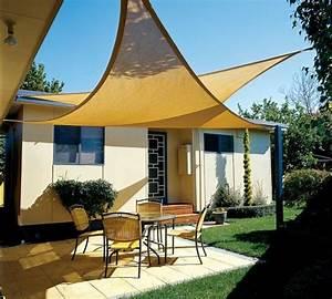 Toile jardin best abri de jardin en toile m de m x m with for Exceptional toile tendue exterieur terrasse 3 pergola veranda rideau ma pergola