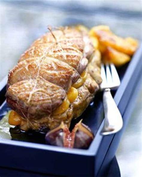 Roti De Canard Au Foie Gras by Roti De Magret De Canard Au Foie Gras Et Abricots