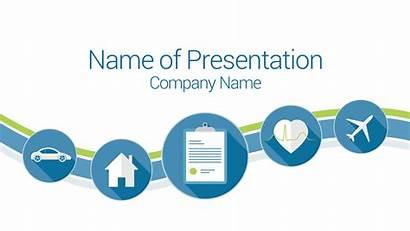 Insurance Powerpoint Template Ppt Slide Title Presentationdeck