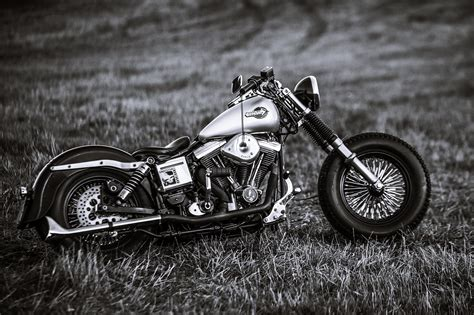 Vintage Harley-davidson Wallpapers