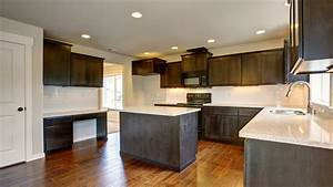 should you stain or paint your kitchen cabinets for a change in color 2150
