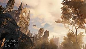 Assassin's Creed Unity: Stunning Tech Trailer Reveals ...