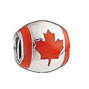 Canadian Flag Charm Pandora