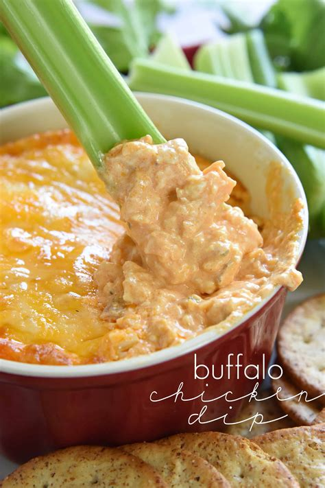 Buffalo Chicken Dip With Cottage Cheese