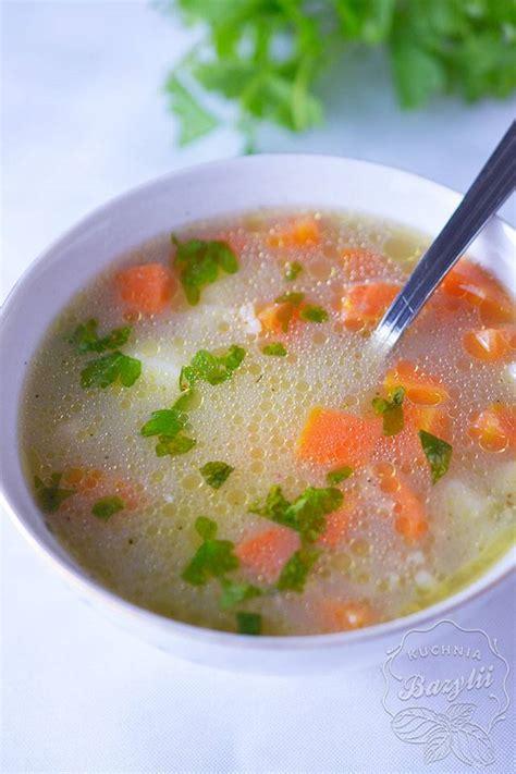 krupnik zupa przepis