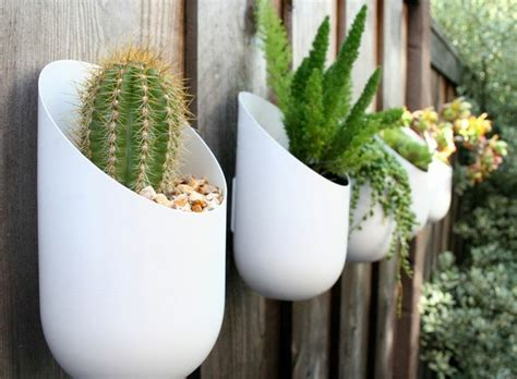 wall mounted planters wall mount aluminum planters
