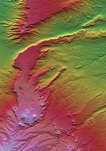 Lava Plateaus In Argentina   Image Of The Day