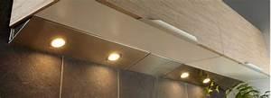 tout savoir sur l39eclairage dans la cuisine leroy merlin With lumiere plan de travail cuisine