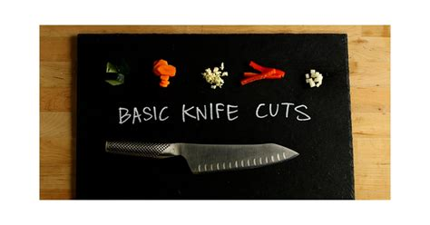 Basic was developed in 1963 at dartmouth college in hanover, new hampshire as a teaching language. Basic Knife Techniques   Video   POPSUGAR Food
