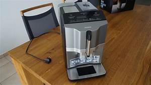 Kaffeebohnen Für Vollautomaten Test : siemens eq 3 kaffeevollautomat im test 1 unboxing ~ Michelbontemps.com Haus und Dekorationen