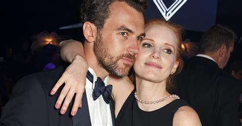 Jessica Chastain Met Her Future Husband on One of the Most