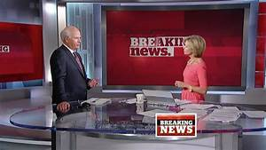 Peter Mansbridge Announces The Death Of Jack Layton On Cbc
