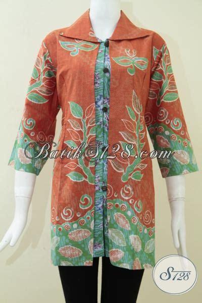 baju batik wanita mudaaktif  ukuran jumbo blsp