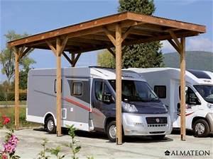 Carport Camping Car : carport ou garage blog almateon ~ Dallasstarsshop.com Idées de Décoration