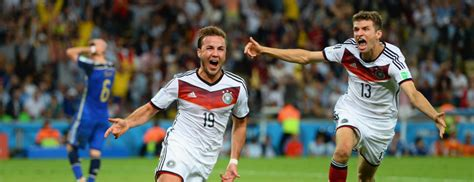 Germany Defeats Argentina For World Cup Championship