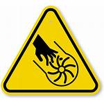 Warning Signs Symbol Blade Safety Cutting Iso