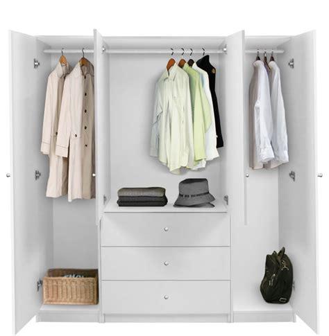 Armoire Closet White by Alta Armoire Plus Closet Package Contempo Space