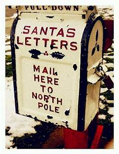 30 ideas to dress up your mailbox in a fairy tale look for With letters to santa decoration
