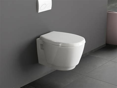 wc bürste keramik aqua bagno design keramik h 228 nge wc luca wand wc toilette
