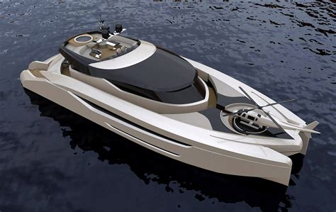 Catamaran Boat Pictures by The Gallery For Gt Catamaran Power Boat