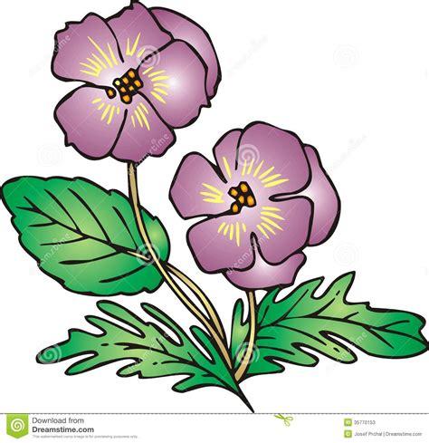 clip violet clipground