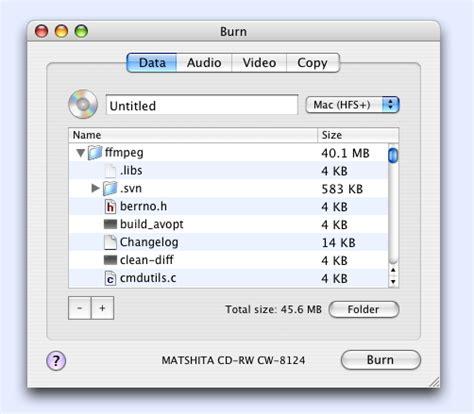 Best Cd Burner For Mac 5 Best Free Dvd Burners For Windows Mac 2019