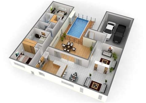 layout design  building architectural designing