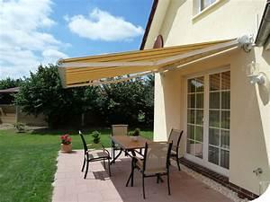 markisen gnstig kaufen outsunny markise grau xx m with With markise balkon mit tapeten ideen wohnzimmer grau