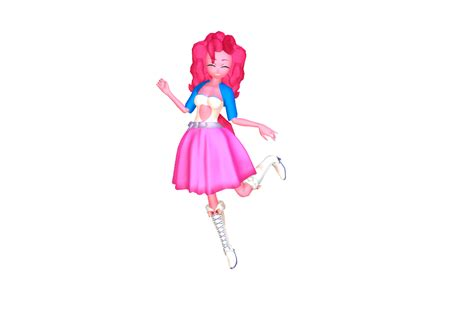Mmd Mlp Pinkie Pie 4 Dl By 2234083174 On Deviantart