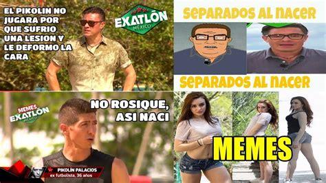 Los Memes - los memes mas graciosos del exatlon mexico 1 youtube