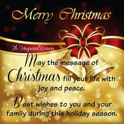You might receiving wishes via mails and texts and it has become so, if you are heading to send cards for this christmas and want to give it a humorous funny touch, you need to add funny sayings or quotes over it. Merry Christmas Best Wishes To You And Your Familt Pictures, Photos, and Images for Facebook ...