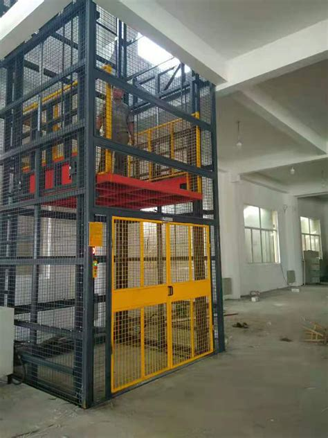 warehouse goods lift manufacturer xyzlift