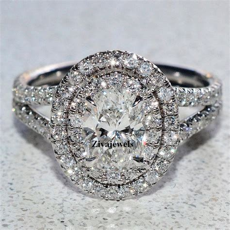 Certified 210 Ct Oval Cut Diamond Engagement Ring Double. Bold Wedding Rings. Front Rings. Pen Rings. 3 Band Wedding Rings. 19k Wedding Rings. Princess Denmark Mary Engagement Rings. Gia Wedding Rings. Petite Micropavé Diamond Wedding Rings