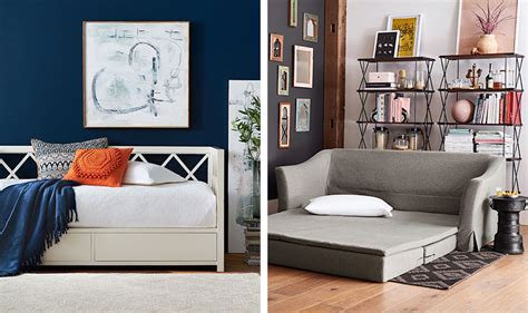 Daybed Sleeper Sofa by How To Choose Between A Daybed Or Sleeper Sofa Pottery Barn