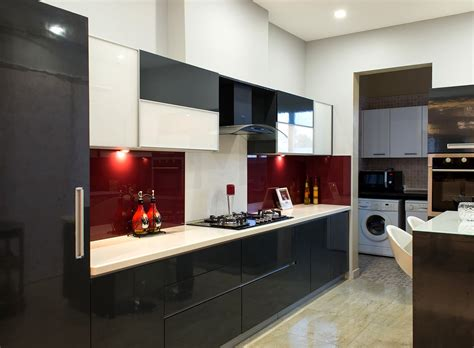 kitchen design bangalore home interiors by homelane modular kitchens wardrobes 1099